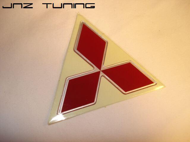 OEM Mitsubishi Emblem (Red) 97-99 Eclipse