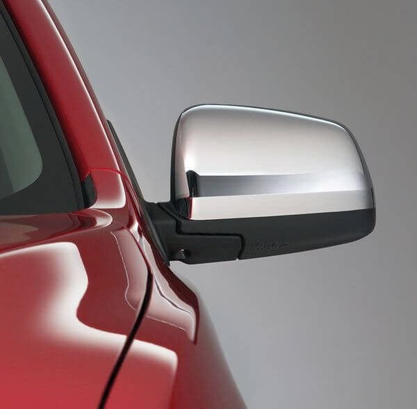 Mitsubishi OEM Ralliart Chrome Mirror Covers