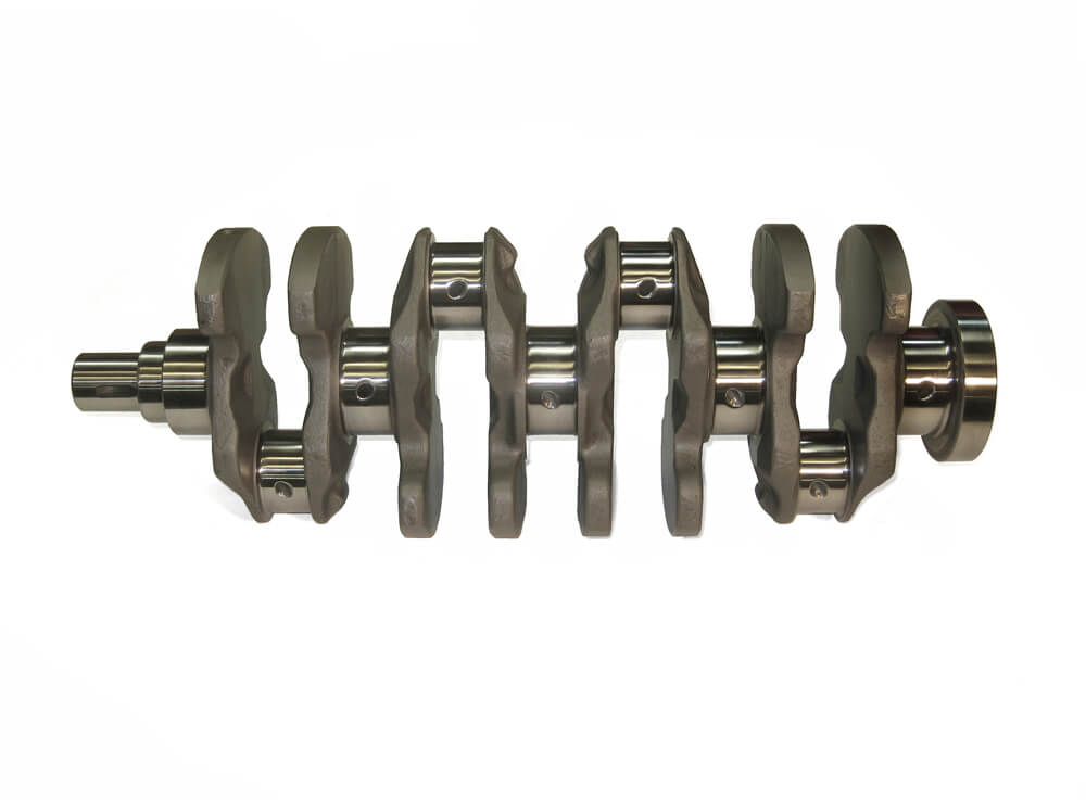 Manley Forged Race 88mm Crankshaft-7 Bolt DSM/EVO