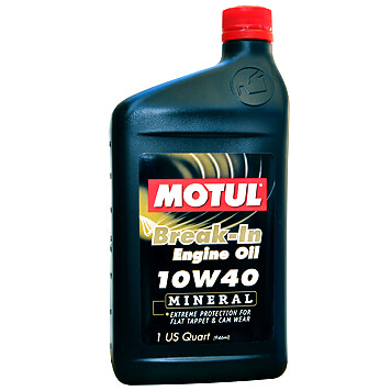 Motul 1QT Classic BREAK-IN OIL 10W-40