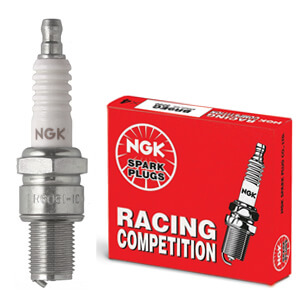 "NGK Iridium ""1-Step Colder"" Spark Plugs Evo IX (4 Pack)"