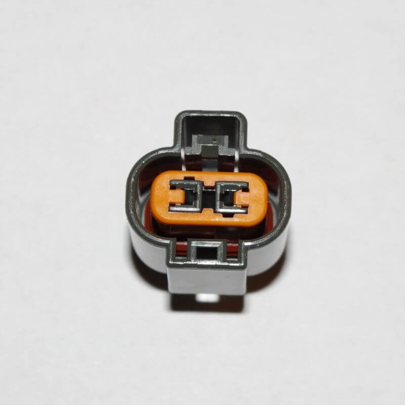 NMWP 2P GY female Connector (Knock)