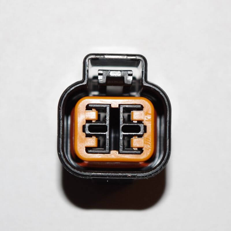 NMWP 4P female Connector (90 TPS & CAS, 2G O2)