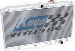 Koyo Aluminum Radiator-EVO 8