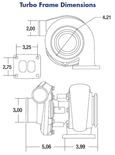 Borg Warner S200SX-56