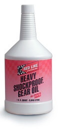 Redline Heavy Shock Proof
