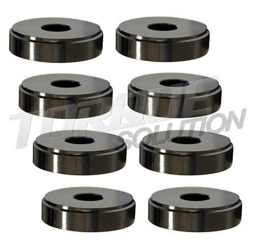 Torque Solution Shifter Base Bushing Kit: 90 DSM