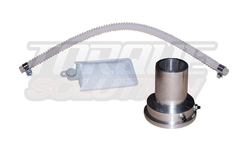 Torque Solution EVO X Fuel Pump Holder