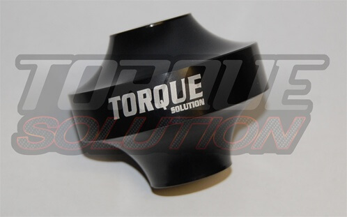 Torque Solution Solid Rear Differential Mount-EVO X