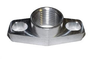 Torque Solution Billet Oil Drain Flange:GT Ball Bearing