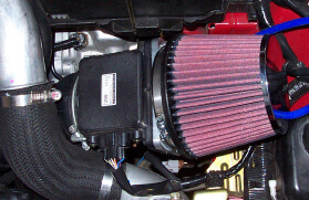Turbo XS Intake-EVO 8/9