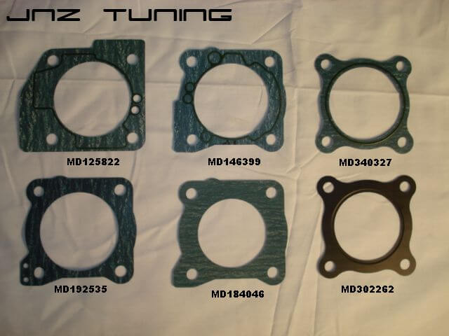 OEM Throttle Body Gaskets-DSM