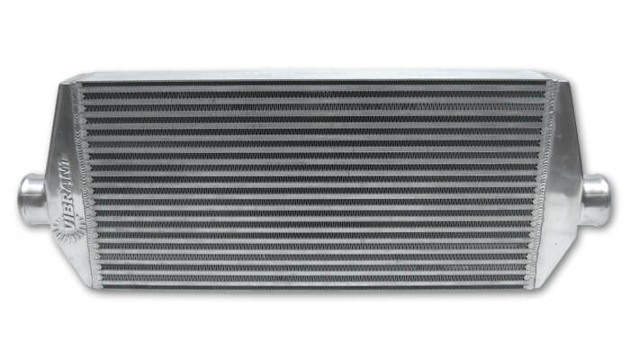"Vibrant Intercooler w/end tanks (18""Wx6.5""Hx3.25"" thick)"