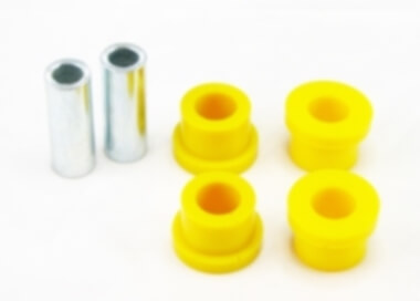 Whiteline Front Lower Control Arm Bushing Kit-EVO 8/9/X