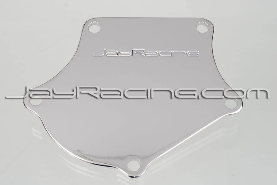 Jay Racing Water Pump Block-off Plate 1G DSM