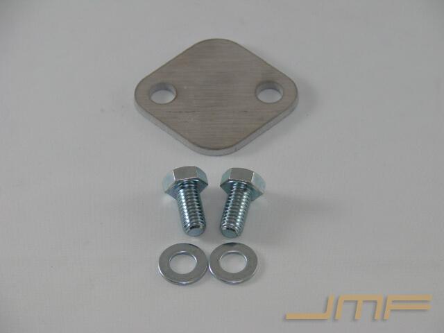 JMF DSM EGR Block Off Plate
