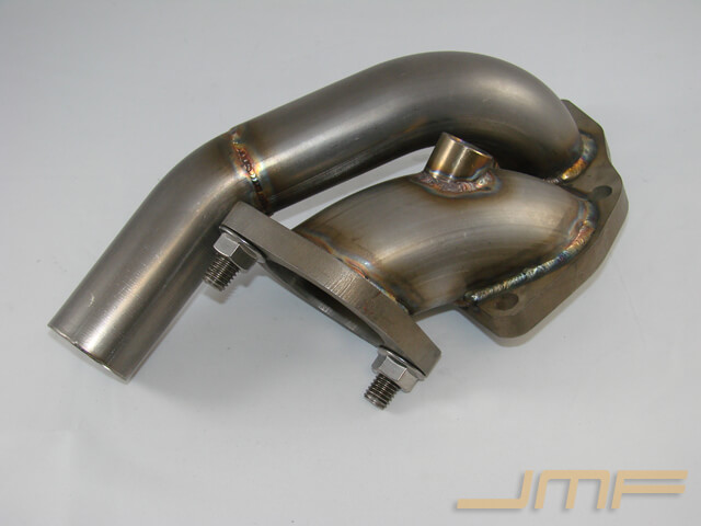 JMF DSM O2 Housing, External Dump