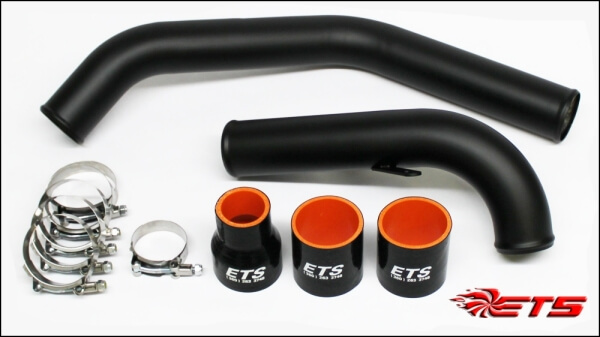 ETS Upper Intercooler Piping Kit-EVO X