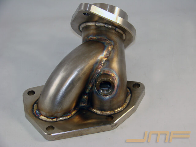 JMF O2 Housing w/ Internal Dump (Evo 8/9)