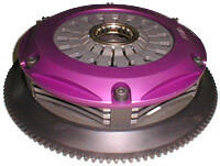 Exedy HR Triple Plate Clutch- EVO 8/9