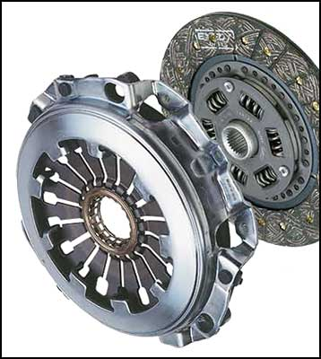 Exedy Stage 1 Organic HD Clutch Kit-EVO 8/9