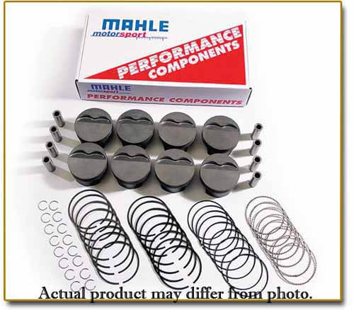 Mahle Piston Set -7 Bolt