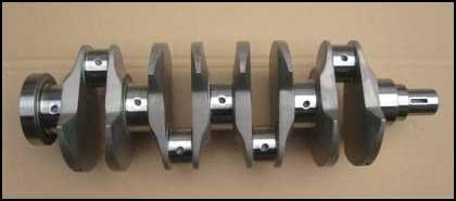 Manley Turbo Tuff 100mm Stroker Crankshaft-7 Bolt DSM/EVO
