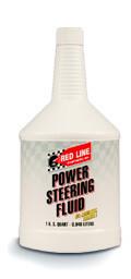 Redline Power Steering Fluid-Quart