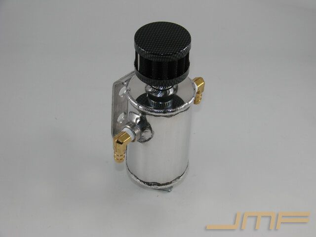 JMF Small Aluminum Oil Catch Can
