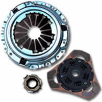 Exedy Stage 2 Cerametallic Clutch Kit-Thick