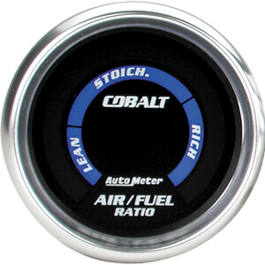 Autometer Cobalt Air/Fuel Ratio Gauge