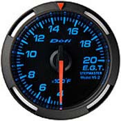 Defi Blue Racer 52mm EGT Gauge