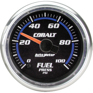 Autometer Cobalt Fuel Pressure Gauge