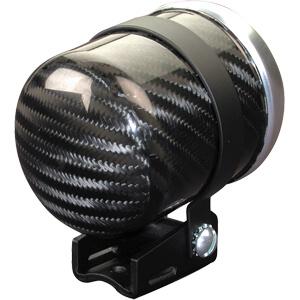 "Autometer 2 1/16"" Carbon Fiber Gauge Cup"