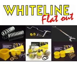 Whiteline Adjustable 24mm HD Rear Sway Bar